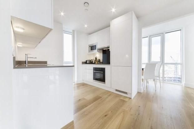 Thumbnail Flat for sale in Harbourside, Marine Wharf East, London