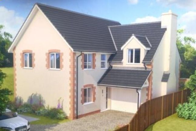 Thumbnail Detached house for sale in Callas Rise, Wanborough, Swindon