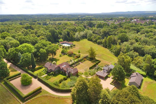 Thumbnail Equestrian property for sale in Church Road, Scaynes Hill, Haywards Heath, West Sussex