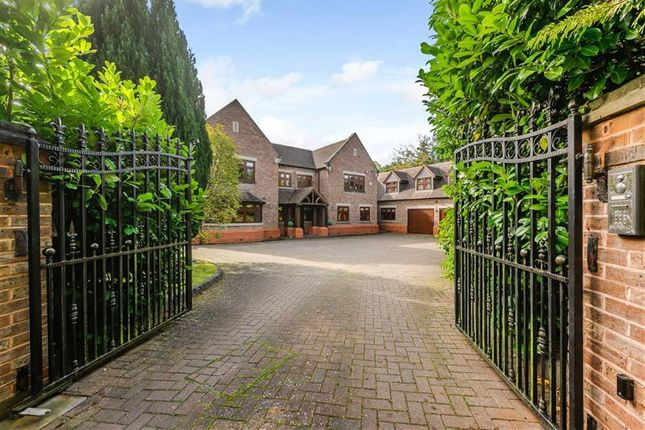 Thumbnail Detached house for sale in Foxbury Drive, Dorridge, Solihull