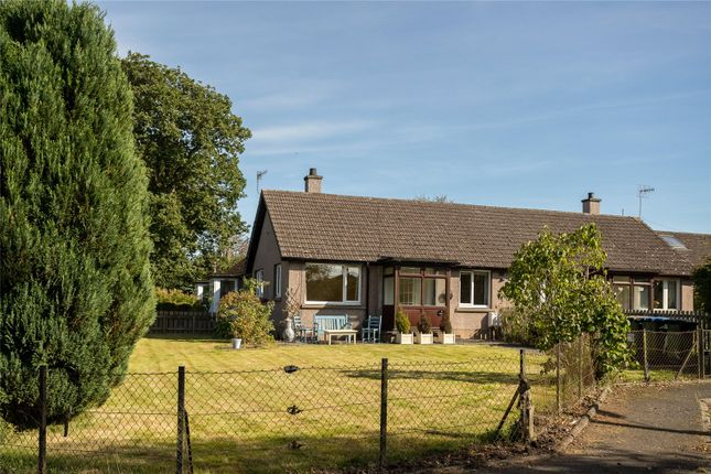 Thumbnail 1 bed bungalow for sale in Thorngreen Road, Kinrossie, Perth