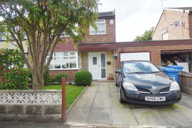 Thumbnail Semi-detached house for sale in Withycombe Road, Penketh, Warrington