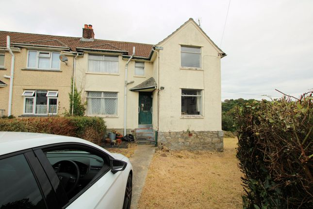 Thumbnail Semi-detached house for sale in Western Place, Penryn