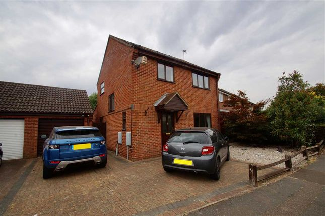 Thumbnail Detached house for sale in Spindle Wood, Highwoods, Colchester
