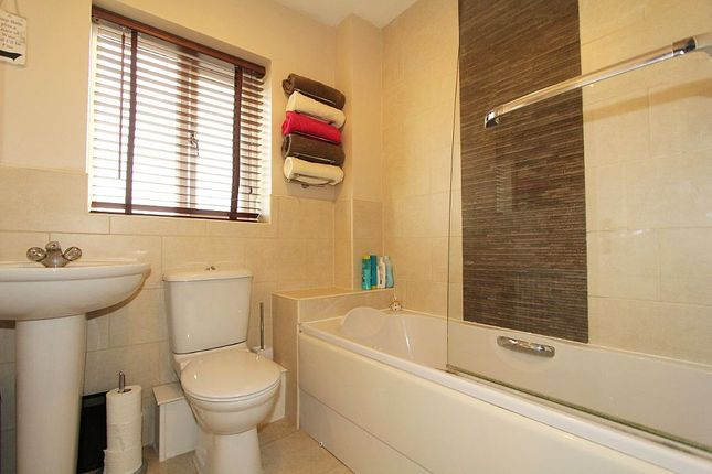 Bathroom of River View, Woolley Grange, Barnsley, West Yorkshire S75