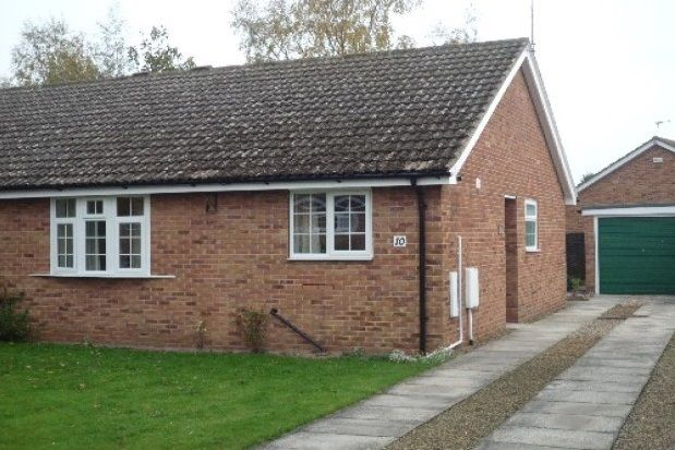 Thumbnail Bungalow to rent in Reygate Grove, Copmanthorpe, York
