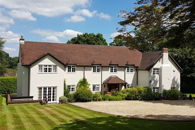 Thumbnail Detached house for sale in Powntley Copse, Alton, Hampshire