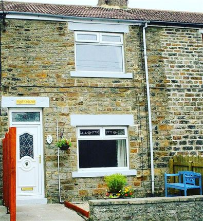 Thumbnail Terraced house to rent in The Edge, Woodland, Bishop Auckland