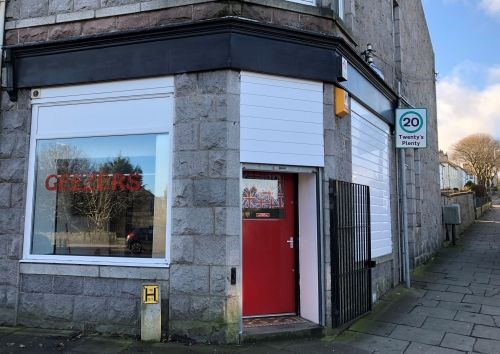 Thumbnail Commercial property for sale in Aberdeen, Aberdeenshire