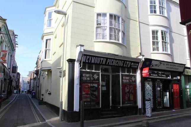 Thumbnail Flat to rent in Bond Street, Weymouth