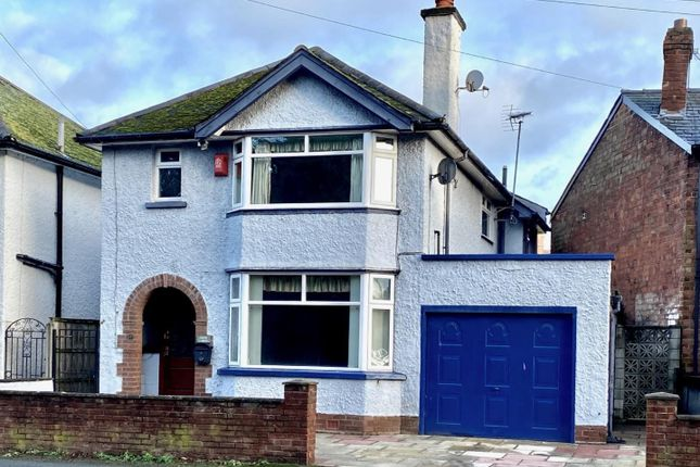 3 bed detached house for sale in Mill Street, St James, Hereford HR1