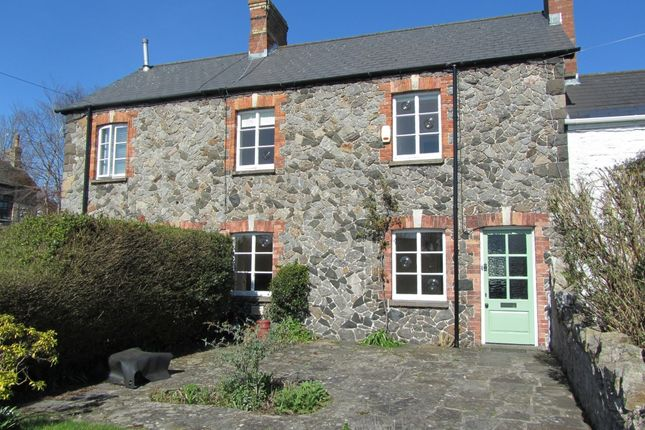 Thumbnail Cottage to rent in The Square, Dinas Powys