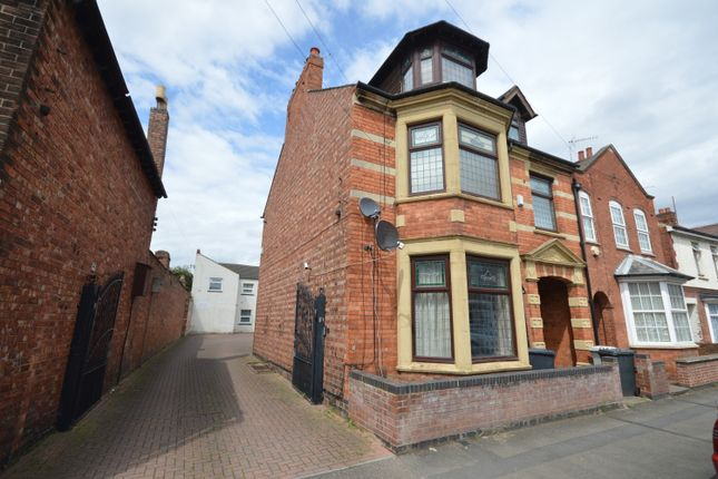 Thumbnail Flat for sale in Lindsay Street, Kettering
