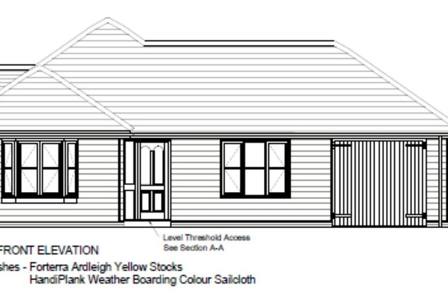 Thumbnail Detached bungalow for sale in Station Road, Tiptree, Colchester
