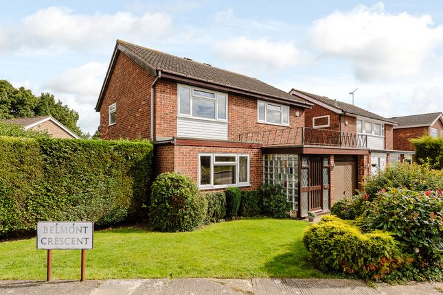Thumbnail Detached house for sale in Belmont Crescent, Colchester