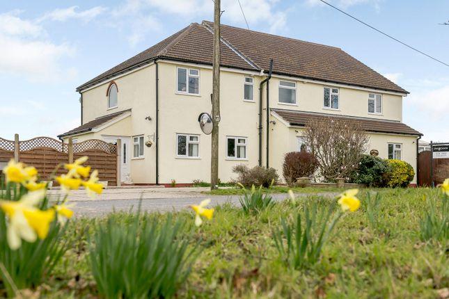 Thumbnail Detached house for sale in Chapel Road, Beaumont Cum Moze, Essex