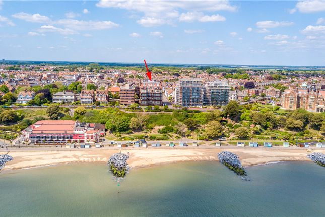 Thumbnail Property for sale in Apartment 6, Cliff House, Chevalier Road, Felixstowe, Suffolk