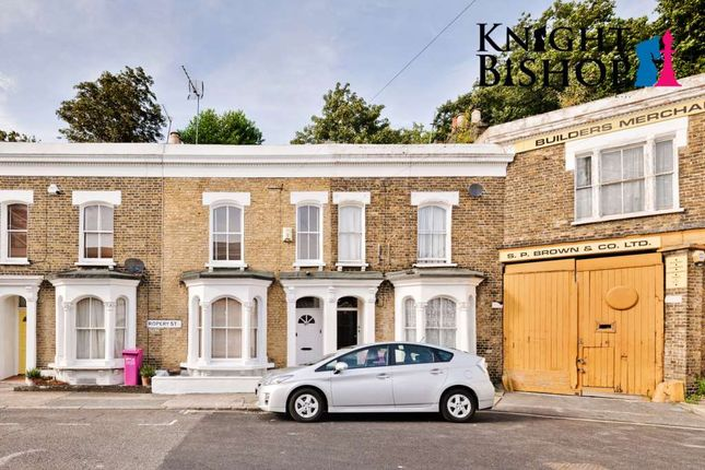 Thumbnail Property to rent in Ropery Street, London