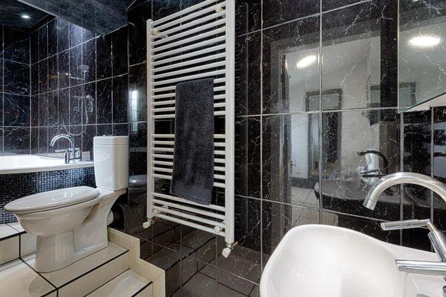 Bathroom of Joel Lane, Gee Cross, Hyde SK14