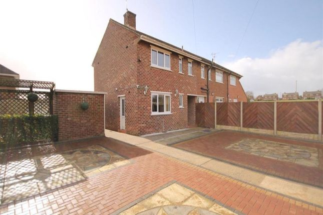 2 bed semi-detached house to rent in Wingfield Road, New Tupton, Chesterfield