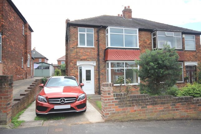 3 bed semi-detached house to rent in Boundary Avenue, Wheatley Hills, Doncaster