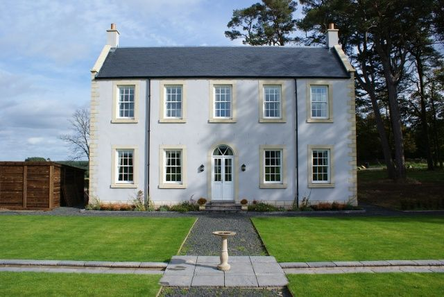 Thumbnail Detached house for sale in Lethamwood House, Lethem, Jedburgh