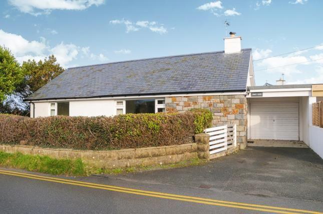 Thumbnail Bungalow for sale in Lon Golff, Morfa Nefyn, Pwllheli, Gwynedd