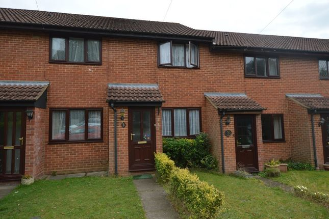 Thumbnail Terraced house to rent in Ashbury Road, Bordon