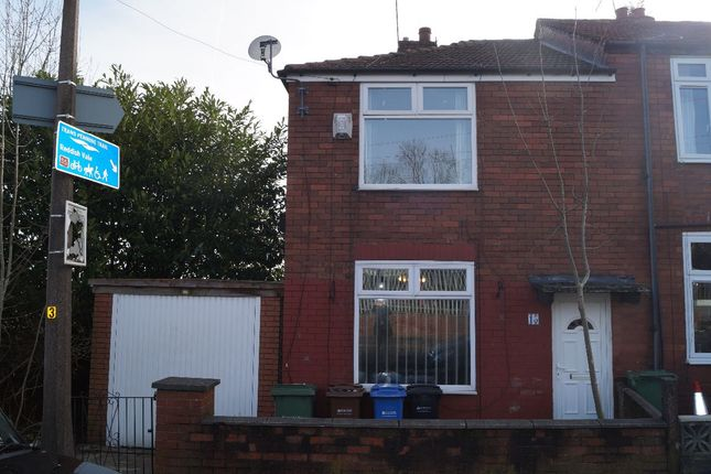 Thumbnail Semi-detached house for sale in Gordon Road, Heaton Norris, Stockport