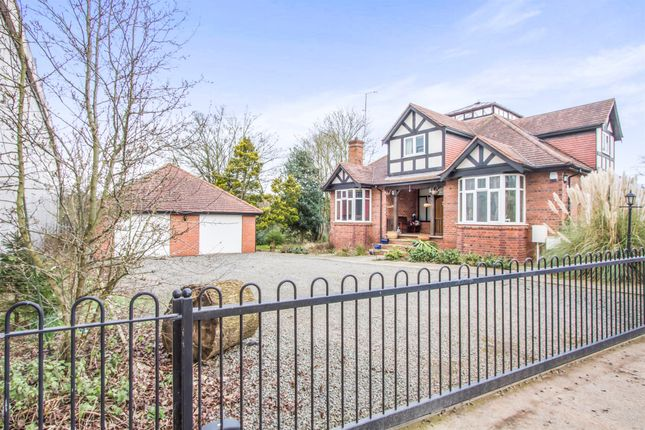 Thumbnail Detached house for sale in Station Avenue, Coventry