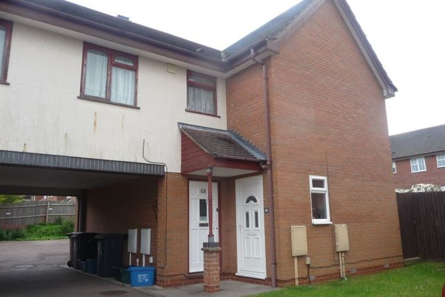 Thumbnail Property to rent in The Weavers, Northampton
