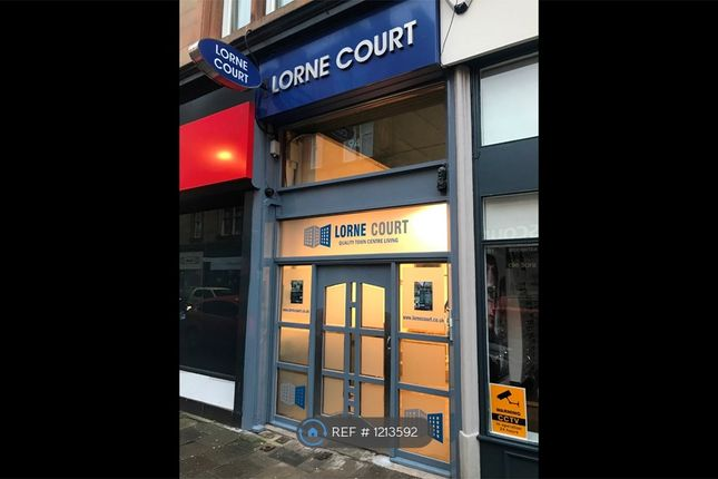 1 bed flat to rent in Lorne Court, Greenock PA15