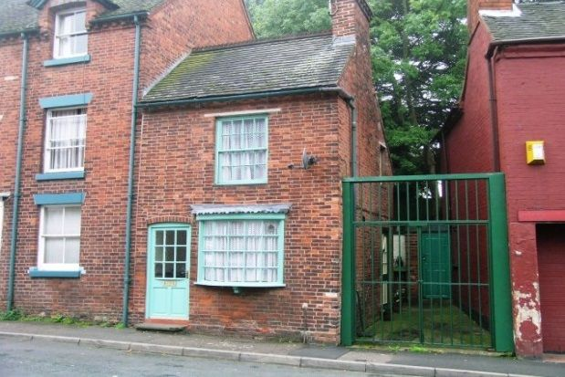 Thumbnail Property to rent in High Street, Uttoxeter