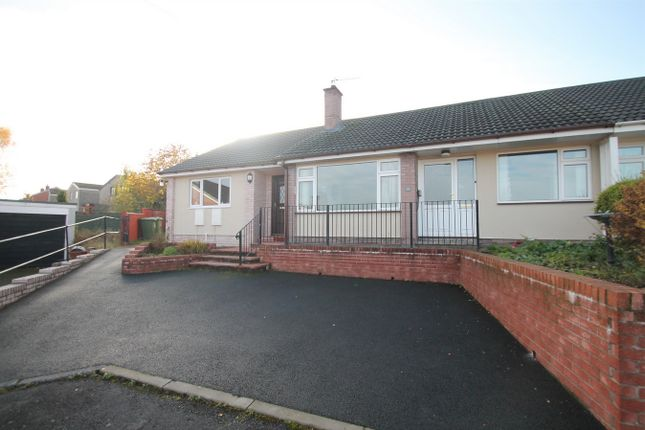2 bed semi-detached bungalow for sale in 14 Netherend Road, Penrith, Cumbria