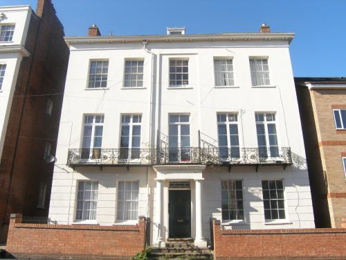 Thumbnail 1 bedroom flat to rent in Charlotte Street, Leamington Spa