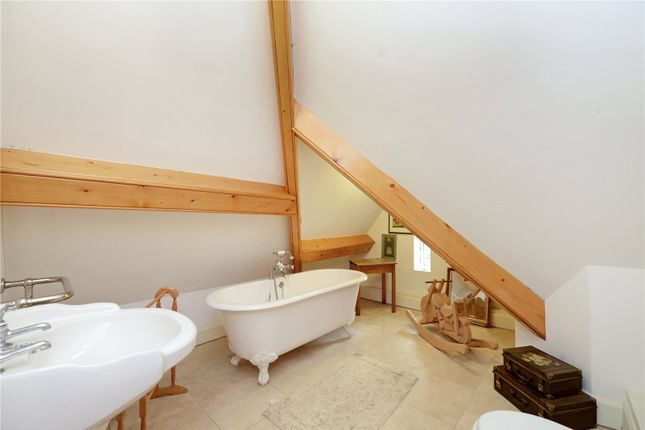 Guest Bathroom of Curzon Park South, Chester CH4