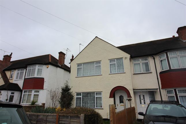 Thumbnail Semi-detached house to rent in Victoria Avenue, Hillingdon, Uxbridge
