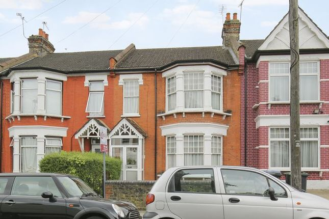 Thumbnail Terraced house for sale in Belsize Avenue, London