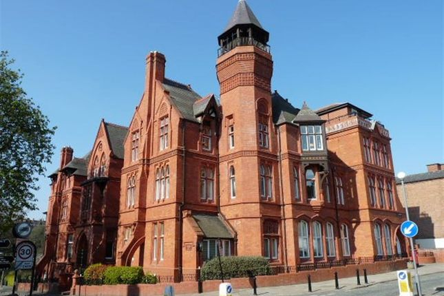 1 bed flat to rent in Kingsland Bridge Mansions, Shrewsbury, Shropshire