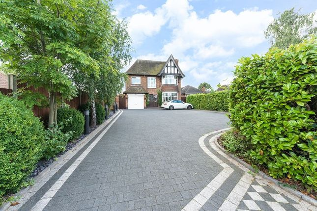 Thumbnail Detached house for sale in Beacon Road, Loughborough