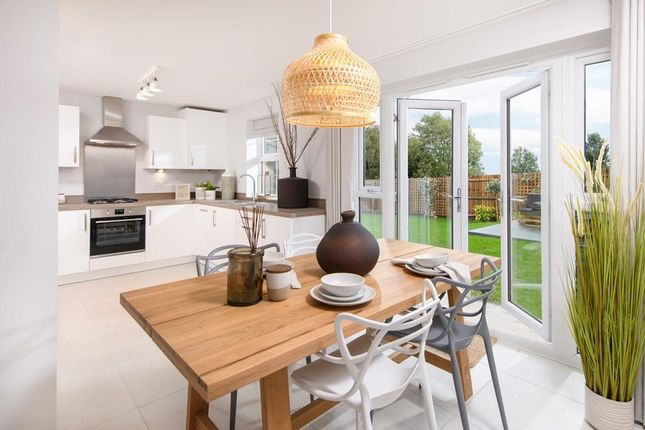 """4 bed detached house for sale in """"Kingsley"""" at Newton Lane, Wigston LE18"""