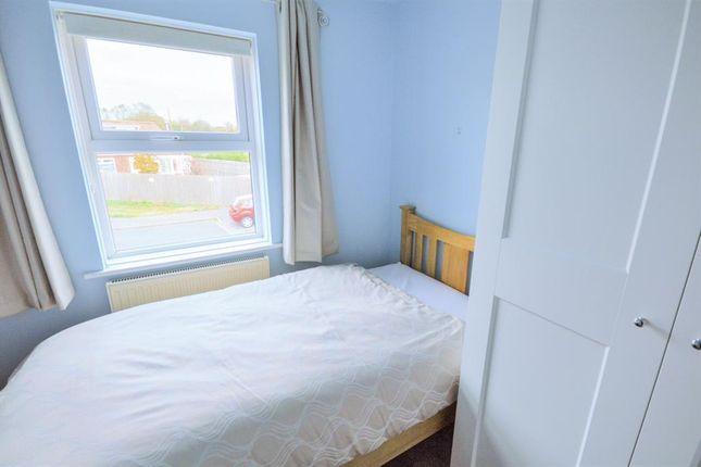 Bedroom Three of Veterinary Close, Hunmanby, Filey YO14
