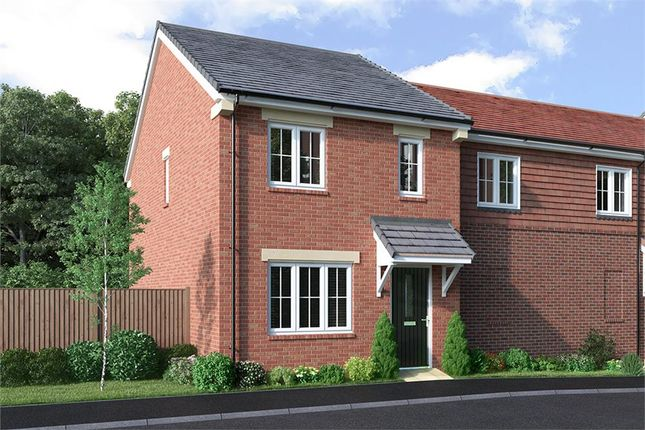 """Thumbnail Semi-detached house for sale in """"Wagtail"""" at Gade Valley Close, Kings Langley"""