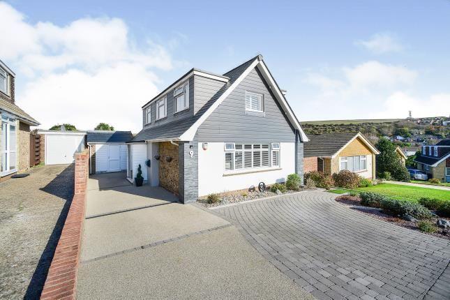 Thumbnail Detached house for sale in Effingham Close, Saltdean, Brighton, East Sussex