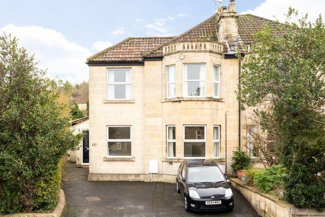 Thumbnail Flat to rent in Englishcombe Lane, Bath