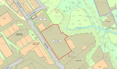 Thumbnail Land to let in Rugby Road, Rochdale, Lancashire