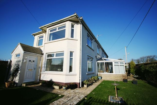 Thumbnail Detached house for sale in Broughton Road, Wick, Cowbridge