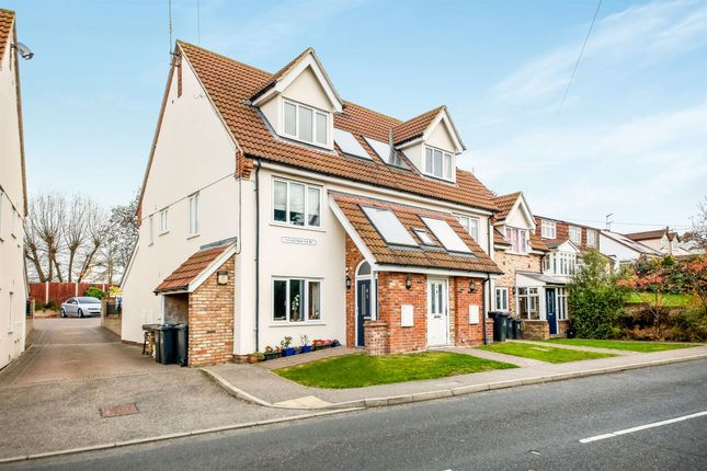 Thumbnail Maisonette for sale in Latchingdon Road, Cold Norton, Chelmsford