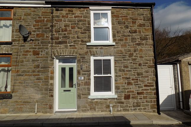 Thumbnail Terraced house to rent in Myrtle Row, Treorchy, Rhondda, Cynon, Taff.