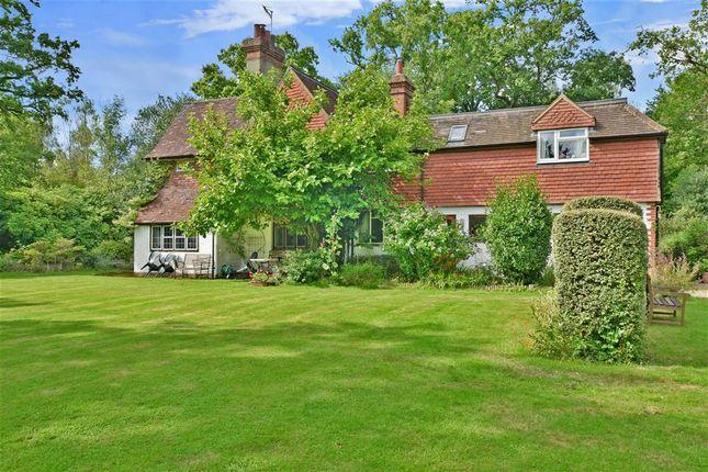 Thumbnail Detached house for sale in Langshott, Horley, Surrey